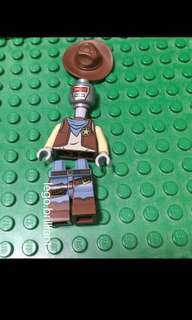 Lego Movie Minifigure