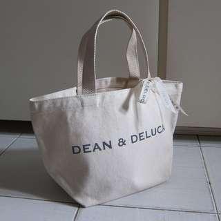 全新New(面交/順豐)西班牙Dean & Deluca Tote Bag S日本人氣布袋cdg mercibeaucoup porter