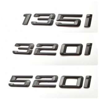 🚚 BMW 各 車系 尾箱 立體貼 立體標