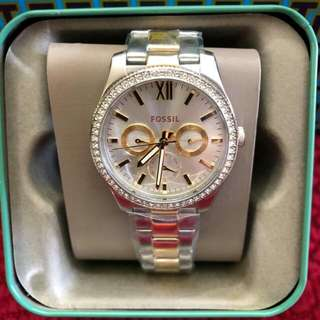 Auth Fossil watch(big size)