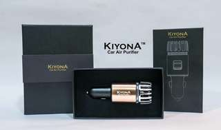 Kiyona Car Air Purifier
