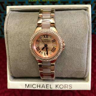 Auth MK Michael Kors watch fresh from NY