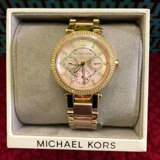 Auth MK watch fresh from NY