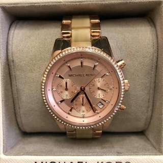 Auth MK watch big size