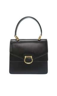 中古Celine Handbag 全黑色手挽款