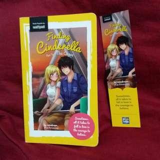Wattpad - Finding Cinderella book 2