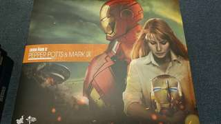 Hot Toys IRONMAN 3 MARK IX 剩鐵甲奇俠