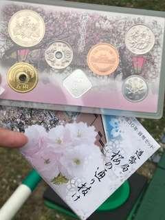 大阪造幣局 平成30年紀念幣