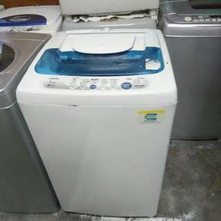 mesin basuh washing machine toshiba 7kgg
