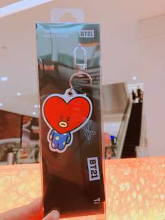 [READY STOCK] BT21 TATA WRIST STRAP