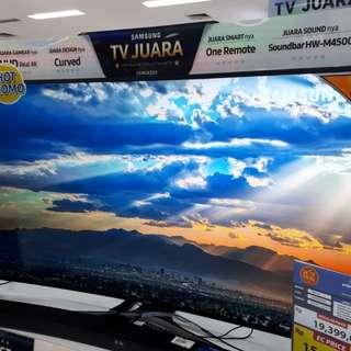 Led TV Samsung 55 Inch Curved MURAH (Kredir Free 1x Angsuran)