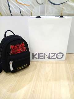 Authentic Kenzo Mini Backpack(limited edition)