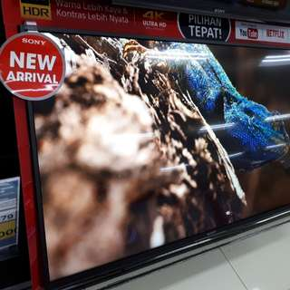 Led Tv SONY KD-49X7000E (Bisa Kredit)