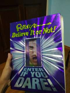 Ripley's Believe It or Not (number 7)