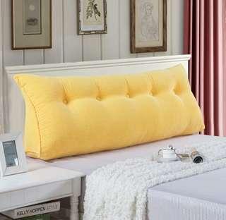 全新日式超厚榻榻米軟枕 柔軟面料 枕頭 腰墊 靠枕 床上用品