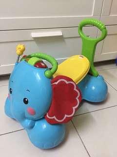 Elephant Walker & Ride On