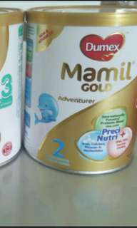 Mamil Gold Stage 2 (400g)