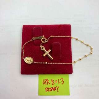 Saudi Gold-Rosary Bracelet