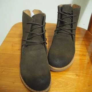 全新復古英式馬丁靴(實物圖)