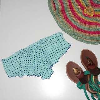 Ruffle Bandeau Bikini Top (S028)