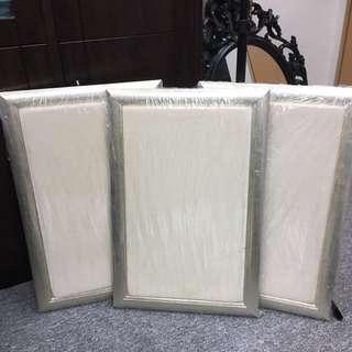 韓國首飾展示板3塊40x60cm