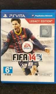 PSVita FIFA 14 (PS Vita)