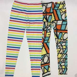 Colourfull legging