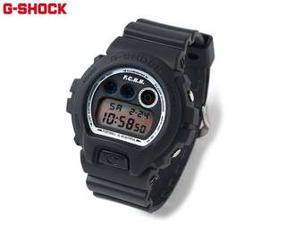 F.C. Real Bristol (FCRB) x G-Shock DW-6900 for 2018 #Sophnet #UE #WTAPS