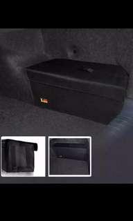 Honda civic boot compartment