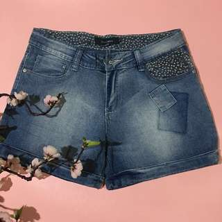 Bossini jeans short pants