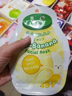 Masker pisang bagus utk dark spot