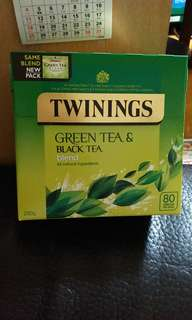 Twinings 川寧茶包