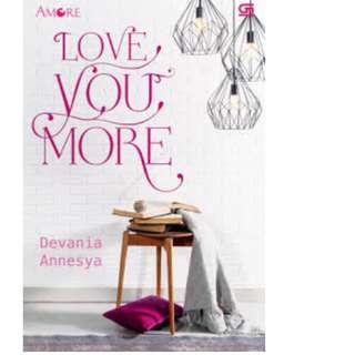 Ebook Love You More - Devania Annesya