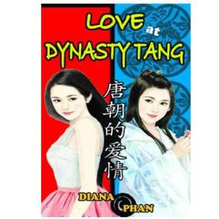 Ebook Love at Dynasty Tang - Diana Phan