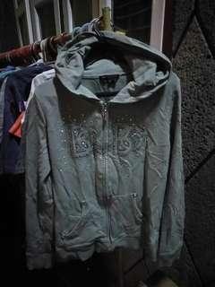 BCBG Max Azria Jacket with hood