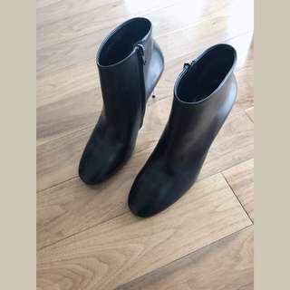 Balenciaga Heel Booties