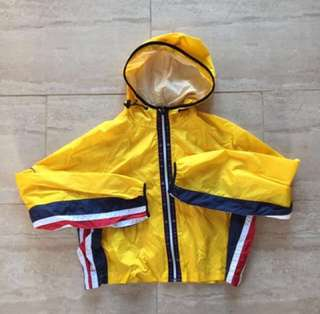 Tommy Hilfiger crop windbreaker