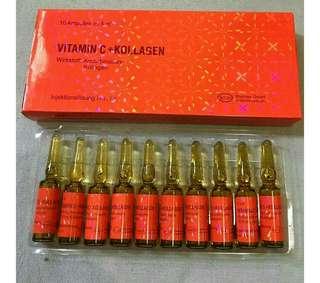 Rodotex Vit. C + Collagen Original from Germany