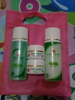 Theraskin acne whitening