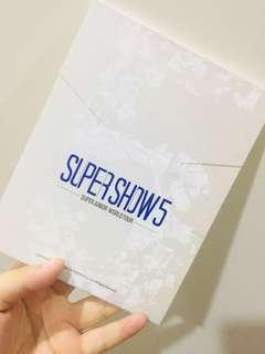 Super Junior - SS5 Postcard Set