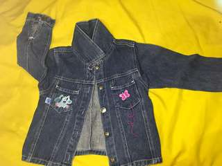 Denim Jacket for Baby Girl