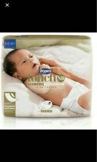 Drypers Touch Newborn