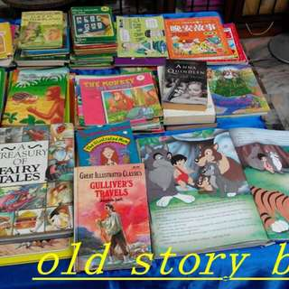 Children story book
