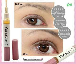 VARIABLE Y Eyelashes Grower