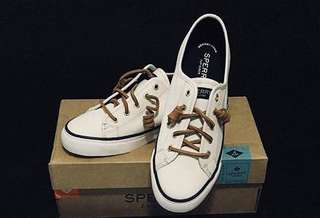SPERRY TOP-SIDER (IVORY)