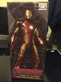 Limited Edition Iron man figure