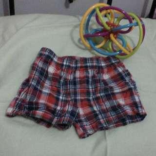 Shorts 0-3months