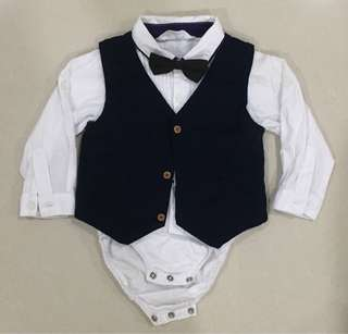 Baby Former with Vest
