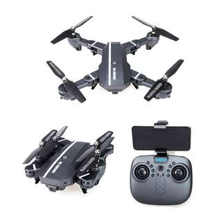 8807W 720P Wide Angle Camera Wifi FPV Foldable Drone 6-Axis Gyro Altitude Hold Headless Mode G-sensor RC Quadcopter