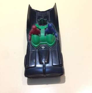 70's/ Batman car - Made in Hong Kong 1978